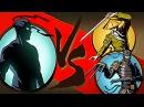 ОТШЕЛЬНИК ПОБЕЖДЕН мультик для детей игра Shadow Fight 2 бой с тенью