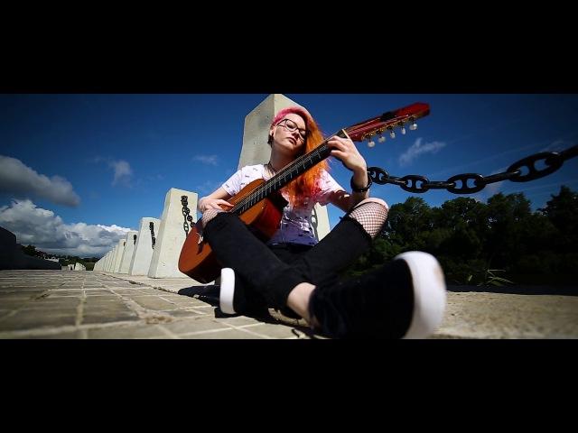 Marina Krupkina - Never Mind The Mondays (10 string guitar)