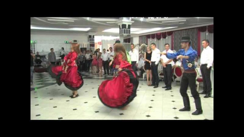 Dansatori la nunti ''Ghiocel'' tiganescu