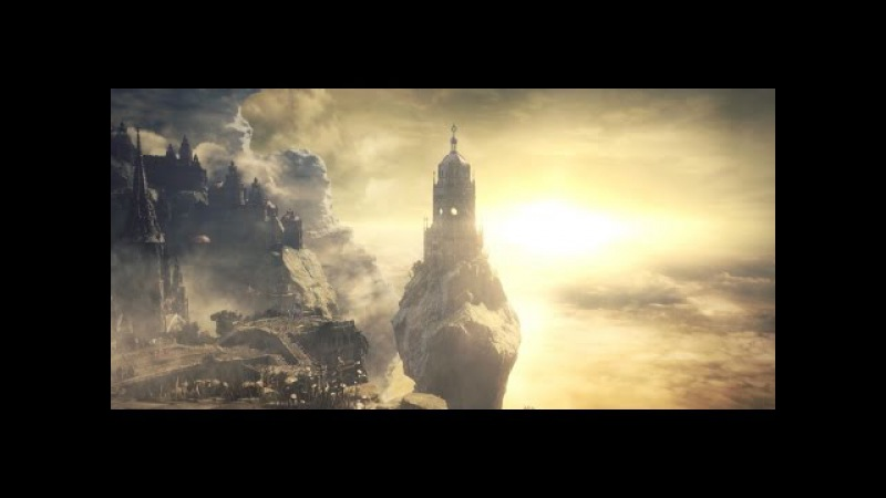 Dark Souls III: The Ringed City DLC Announcement Trailer | PS4, XB1, PC