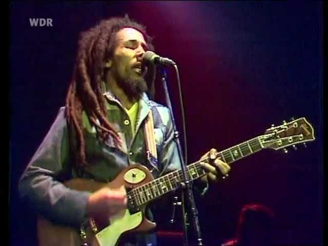 05. Bob Marley The Wailers - Natural Mystic [Dortmund 1980]