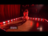 Kellie Pickler &amp Derek Hough - Flamenco - Dancing With the Stars 2013 - Week 9