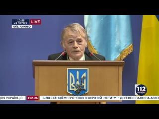 Джемилев о годовщине оккупации Крыма Россией