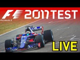 F1 2017 TEST LIVE 247 - Formula One Testing Day 2 Barcelona  Teds NoteBook Live Here at 9pm
