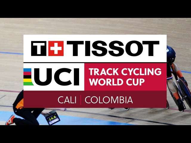 2016-17 Tissot UCI Track Cycling World Cup – Cali (COL)