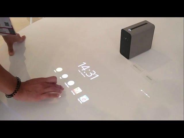 «Sony Xperia Projector». Вашым дзецям спадабаецца гэты гаджэт