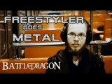 Bomfunk MC's FREESTYLER (METAL cover by BATTLEDRAGON)