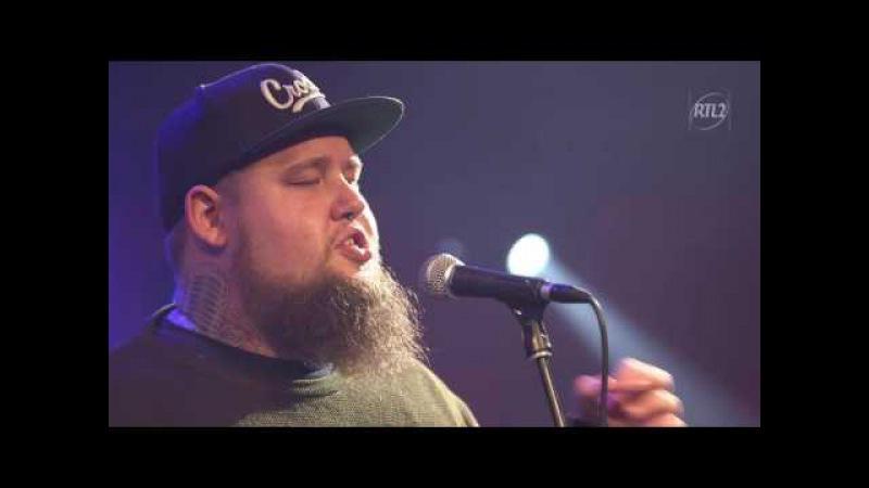 Rag'n'bone man : Human en acoustique dans le Drive RTL2