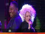 Cyndi Lauper - Just Your Fool (feat. Charlie Musselwhite) (Live) HQ