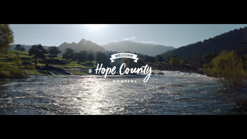 [PT] Far Cry 5 - Welcome to Hope County 1