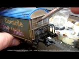 Weathering a Boxcar Part 2
