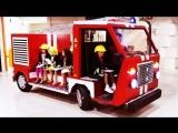 ★ KidsWill Детский Город Профессий Развлечения для Детей Playground fun Play Place for Kids Playroom