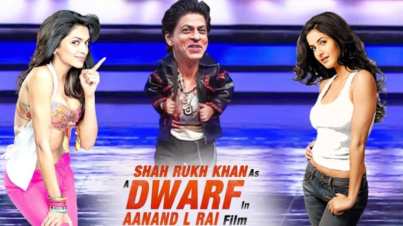 Deepika Katrina CONFIRMED For Shahrukhs DWARF Movie