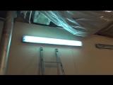Освещение гаража. Часть 2 cвет