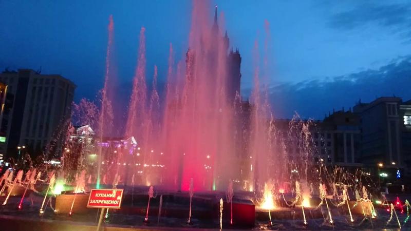 площадь Тысячелетия, Саранск, Республика Мордовия