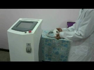 808nm diode laser hair removal vertcial