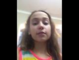 моё первое видео на ютубе!!
