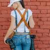 BEAR LOGA разгрузки для фотографов ручной работы