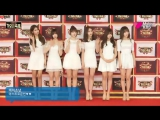 161229 GFRIEND @ KBS Gayo Daechukje Red Carpet