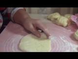 Как приготовить вкусные слойки на кефире