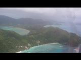 Прогулка на вертолете по островам Сейшел