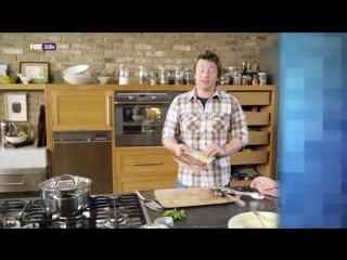 Обеды за 30 минут с Джейми Оливером - 2 сезон 12 серия