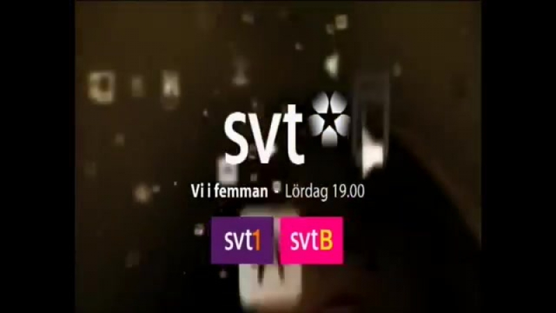 Анонсы и программа передач (SVT1 [Швеция], 20.04.2009)