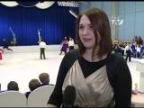 В школе №319 прошел отбор на городской турнир по спортивным бальным танцам «Балтийские старты»