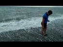 Море разбушевалась 🌊🐚