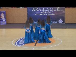 Raqs el Sharki Молодежь Малая Группа Открытая Лига