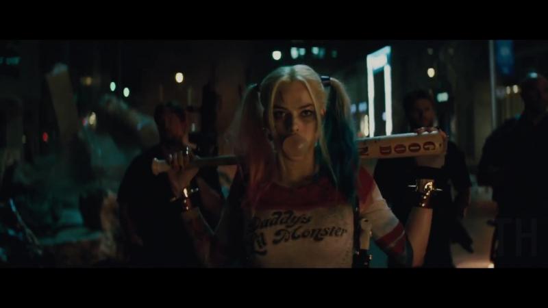 Трейлер Suicide Squad с Джокером в роли главного злодея