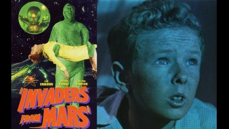 Захватчики с Марса / Invaders from Mars 1953.