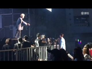 [FANCAM] 170520 'Promise' Taiwan Concert @ ZTao & Dylan Kuo