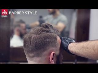 Новая машинка DEWAL Barber Style.