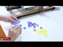 How to use 3D printer to make fidget spinner?