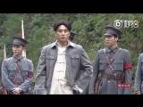 Фрагмент док. фильма о съемках с БТС Основания армии