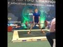 Мужчины весовая категория 70-80 кг Apollon Axle Аксель Чемпионат Мира 2017 Армлифтинг