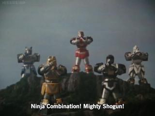 Ninja Sentai Kakuranger 10