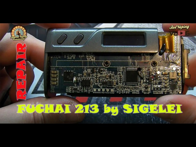 [ремонты 1] Ремонт Fuchai 213 - Скрытая угроза...