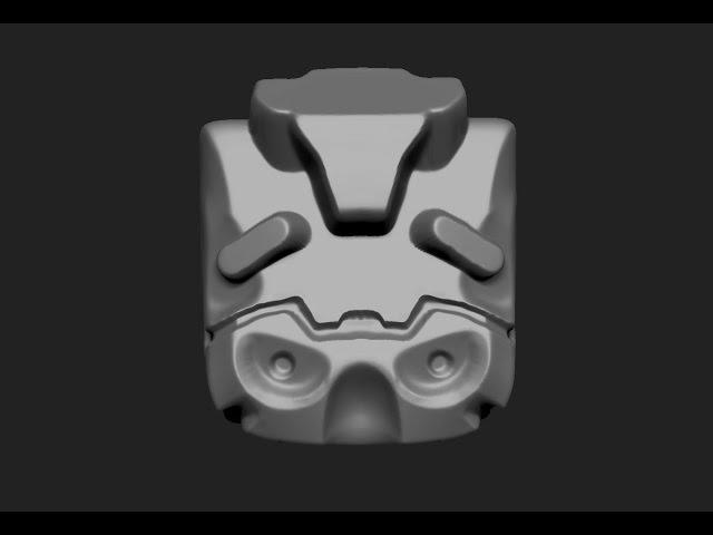 Zbrush - Hard Surface - Part 2