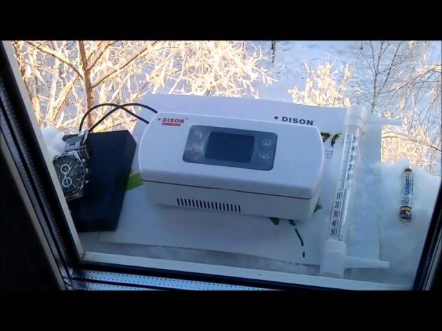 мини холодильник для инсулина и пептидов DISON