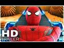 Человек паук Возвращение домой Русский клип Новый трейлер 2017
