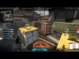 09.10 CSGO lan mix #14 Полуфинал - BAS team vs Saigak team (bo1) by Deq