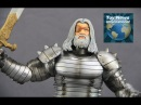 """Marvel Select 7"""" Odin The Destroyer Action Figure Toy Review"""