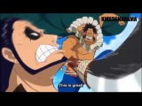 One Piece AMV Block C  Luffy VS Don Chinjao
