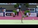 Karina KUZNETSOVA (RUS) ball - 2017 Trofeu de Barcelona