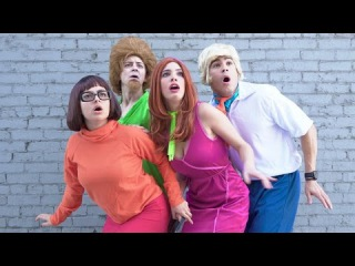 SCOOBY-DOO IS BACK | Lele Pons & Inanna Sarkis