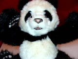 Fur Real Friends FURREAL LUV CUB Panda Bear Animated HASBRO TIGER INTERACTIVE