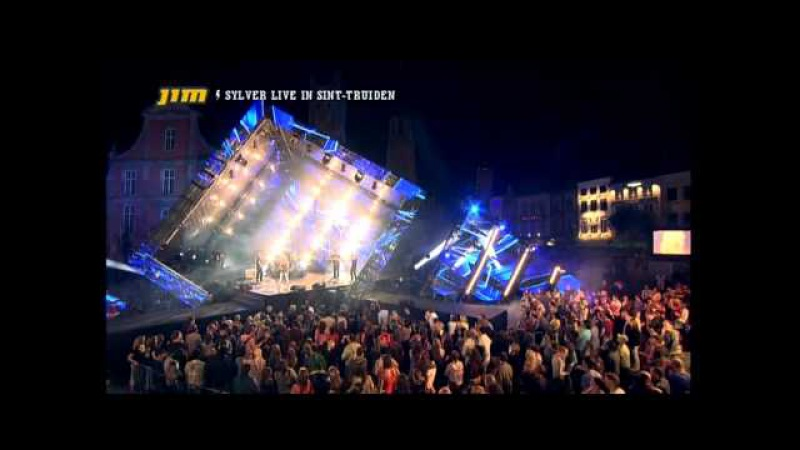 Sylver - Insomnia (Live In Sint-Truiden 06-07-2009)