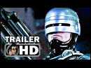 ROBODOC THE CREATION OF ROBOCOP Official Trailer 2017 Paul Verhoeven Documentary Movie HD